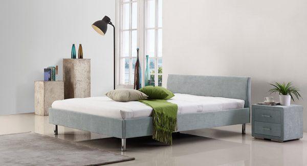 מיטה זוגית HIPO כחול שמיים